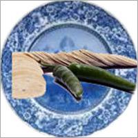 Green Chilli Papad
