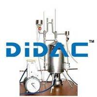 Exhaust Gas Calorimeter Range Apparatus