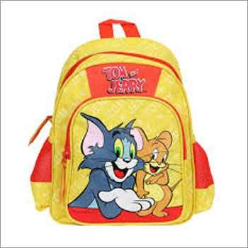 Tom & Jeery School Bag