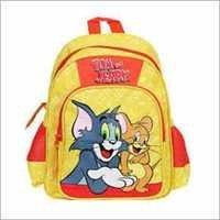 Tom & Jeery School Bag