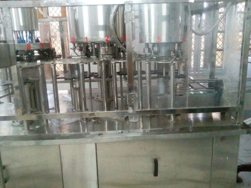 Water Filling Machine