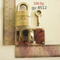 Metal Lock Purse Bags Good Quality