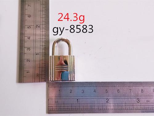 Metal Lock For Handbag Eco-Friendly Nickle-Free