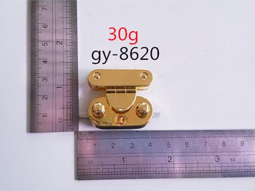 Gold Lock Press Handbag Lock Handbags Accessories