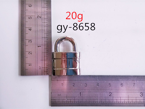 Metal Lock For Handbag Eco-Friendly Nickle-Free