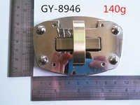 Metal twist Lock for handbag purse