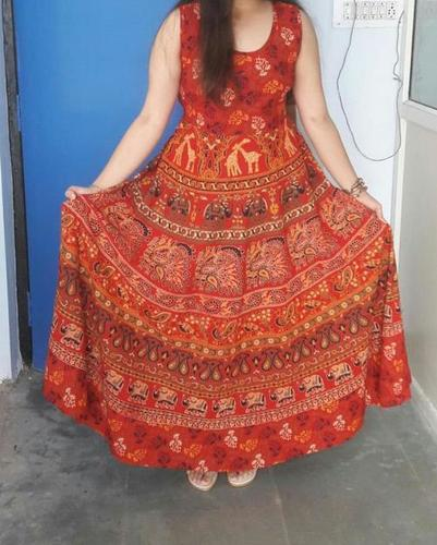 Jaipuri Ladies Dress