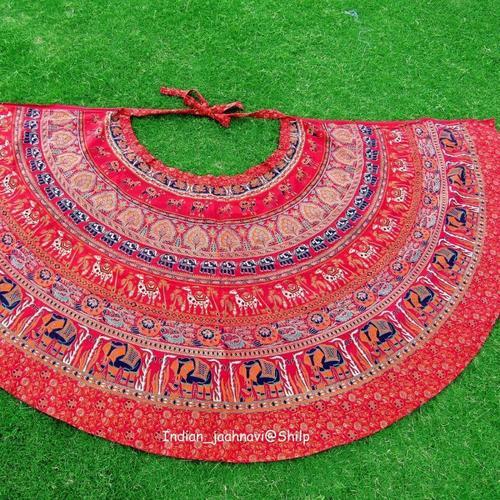 Cotton Jaipuri Dress
