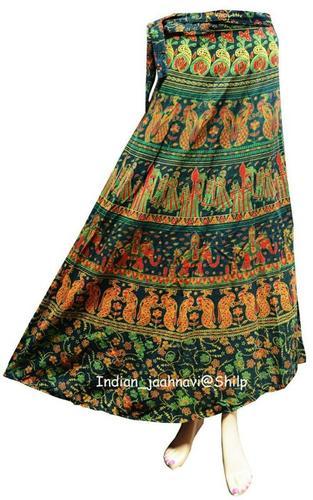 Ladies Jaipuri Print Dress