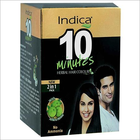 Indica Herbal Hair Color