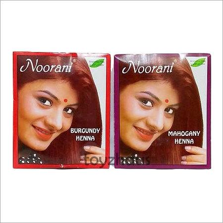 Noorani Hair Henna