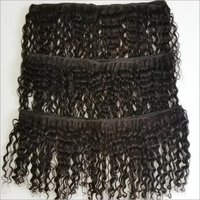 Indian Curly Human Hair Extension