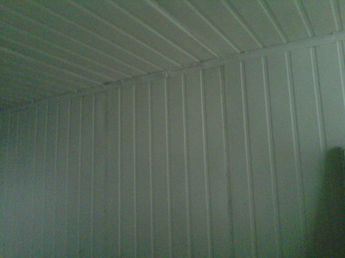 PUF insulation