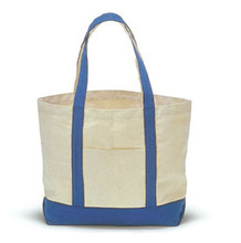 Long Handle Burlap Bag