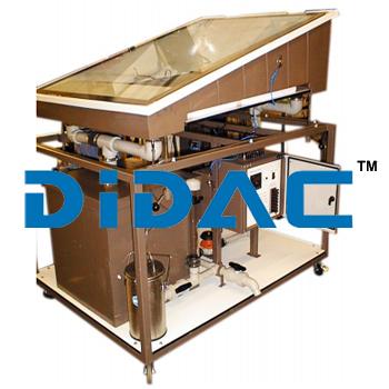 Solar Distillation Apparatus