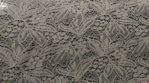Cotton Rj Star Net Fabric