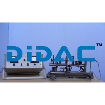 Static And Dynamic Balancing Machine