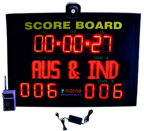 Multi-Purpose LED Scoreboard