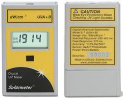 UV Light Meter