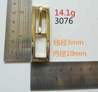 Pin buckles brass gold buckle for handbags eco-friendly good quality