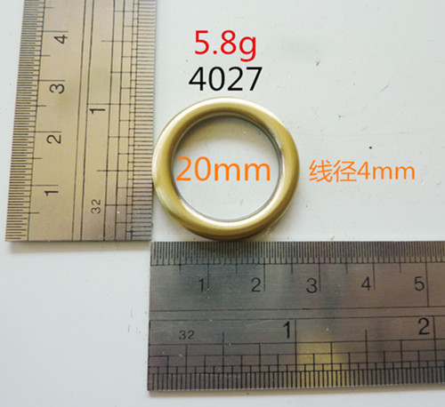Antique O Rings 17Mm Less Moq