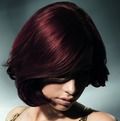 Natural Burgundy Hair Dye