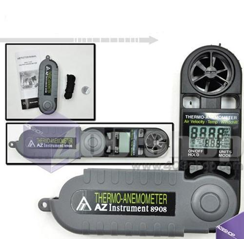 Poket Weather Meter