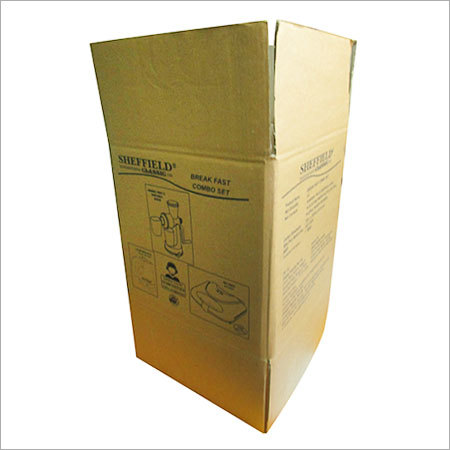 Paper Corrugated Box