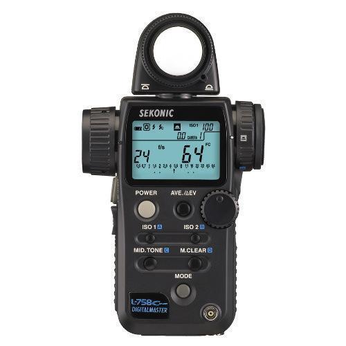 Digital Master Meter