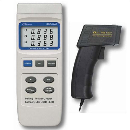 DIGITAL COLOR ANALYZER