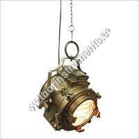 Retro Antique Brass Ceiling Pendant Light Decor
