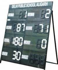 Cricket Score Board Medium