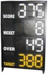 Cricket Score Board Small