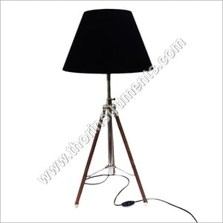 Nautical Decorative Tripod Table Lamp