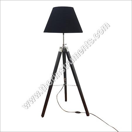 Royal Nautical Black Tripod Table Lamp Shade Decor