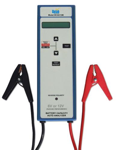 Battery Capacity Analyzer