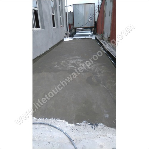 Acrylic Waterproofing Services