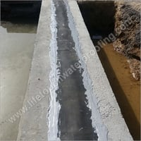 Expansion Joint Treatment With EPDM Membrane