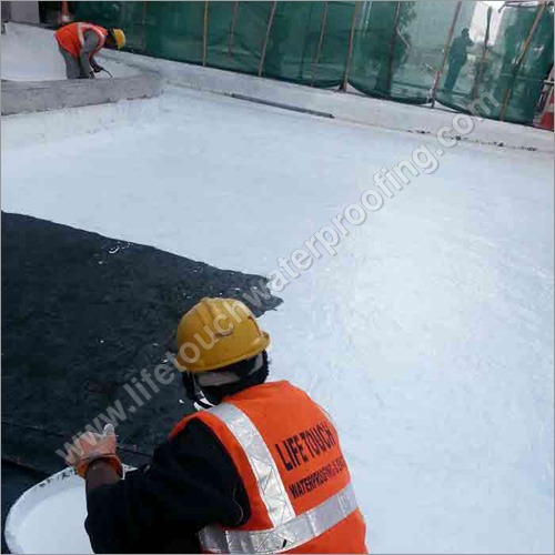 Podium Area Waterproofing Services