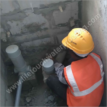 Toilets Waterproofing