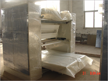 Knitting Fabrics Compacting Machine