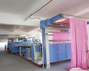 Stenter Heat Setting Finishing Machine
