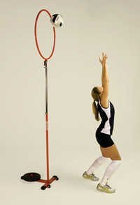 Volleyball Vertical/Horizontal Target Training Ring