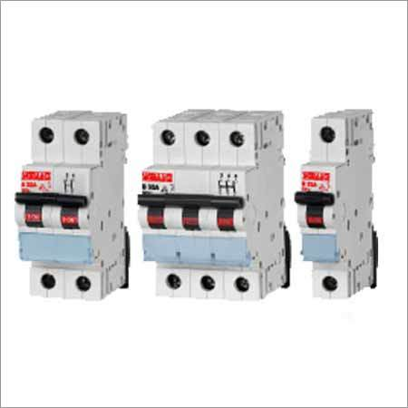Miniature Circuit Breaker(MCB)