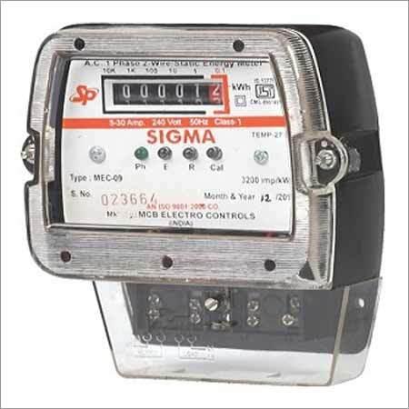Electronic Meter Reading