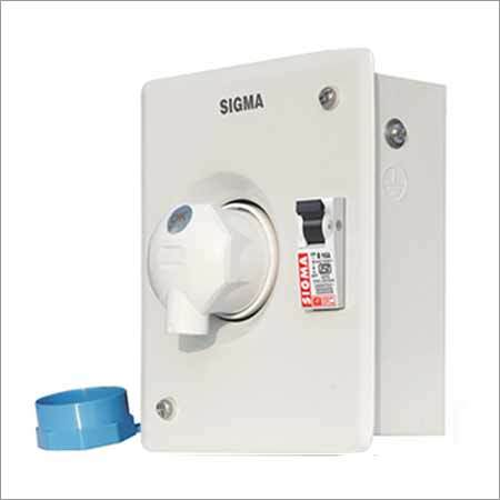 AC Box Plug & Sockets