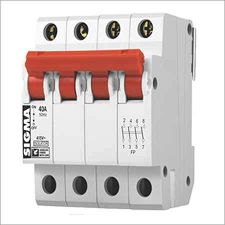 Isolator Circuit Breaker