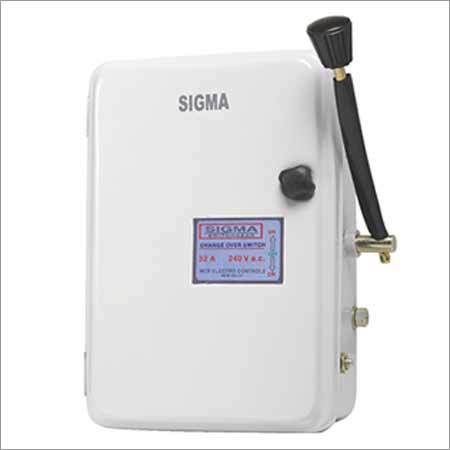 Rewirable Switch and Off Load Changeover Switch