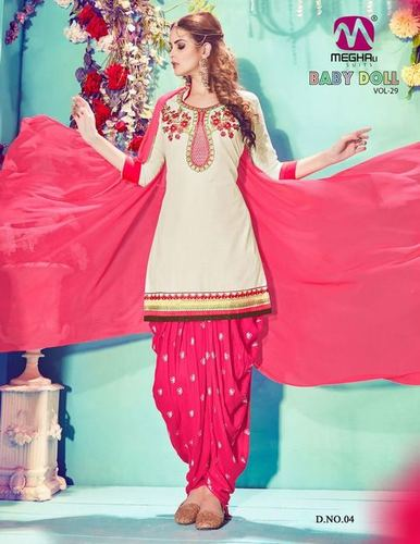 Stylish Designer Party Wear Salwar Suit