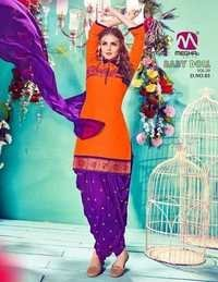 Latest Designer Party Wear Salwar Kameez